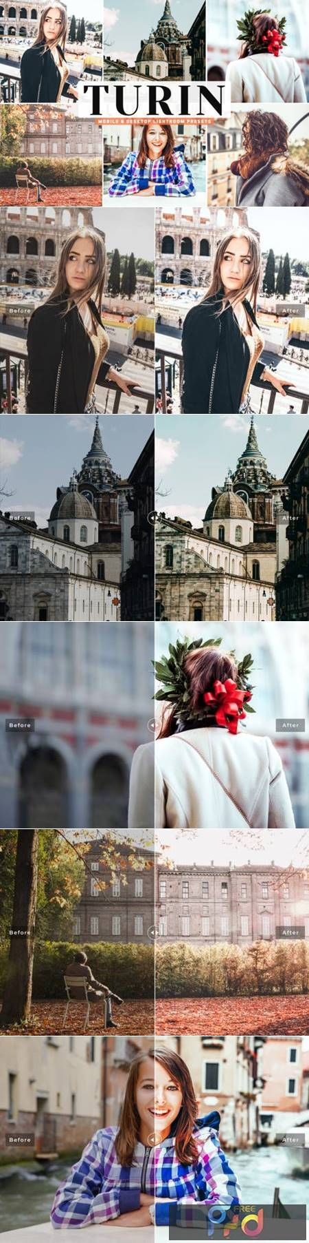 Turin Mobile & Desktop Lightroom Presets 4160165 1