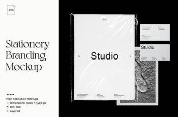 Stationery Branding Mockup 4880278 11