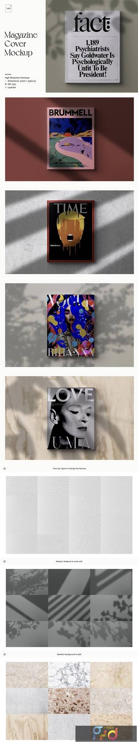 Magazine Cover Mockup 3748554 1