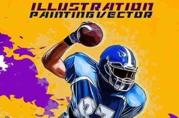 Illustration Painting Vector Action 26581141 3