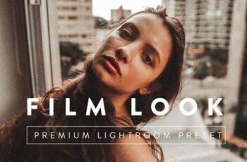 FILM LOOK Premium Lightroom Presets 4957776 4