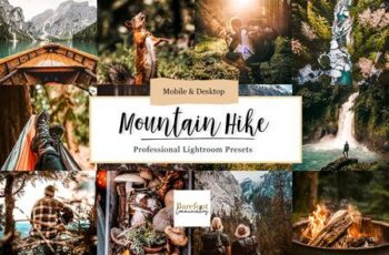 Mountain Hike Lightroom Presets 4974925 7