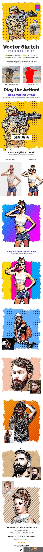 Vector Sketch Photoshop Action 26519972 1