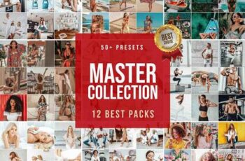 MASTER COLLECTION MOBILE LIGHTROOM PRESETS 7
