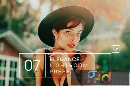 7 Elegance Lightroom Presets 47EFUN5 1