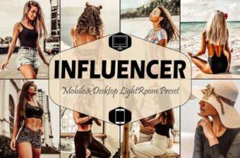 10 Influencer Mobile & Desktop Lightroom 4220850 5