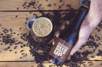 Beer & Hand Black Malt Mockup 4064054 13