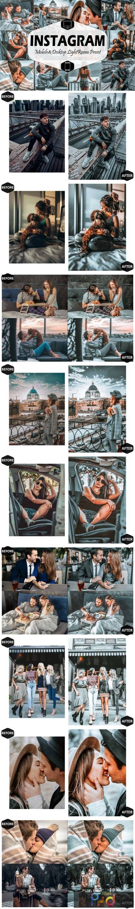 10 Instagram Mobile Lightroom Presets 4221264 1