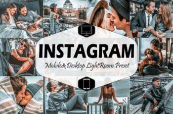 10 Instagram Mobile Lightroom Presets 4221264 12