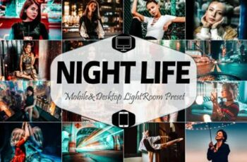 10 Night Life Mobile & Desktop Lightroom 4220921 3