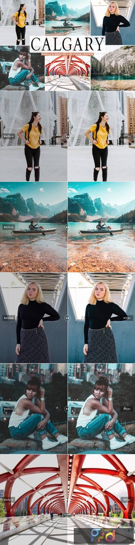 Calgary Pro Lightroom Presets Pack 4220811 1