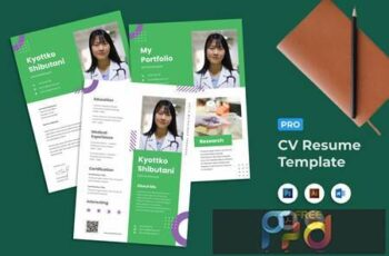 CV Resume LDNLTTS 3