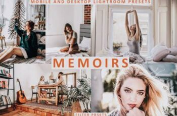 Cinematic Memoirs Lightroom Presets 4221127 5