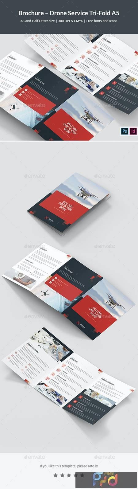 Brochure – Drone Service Tri-Fold A5 26501074 1