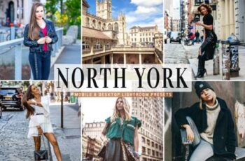 North York Lightroom Presets Pack 4220879 4