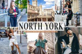North York Lightroom Presets Pack 4220879 2