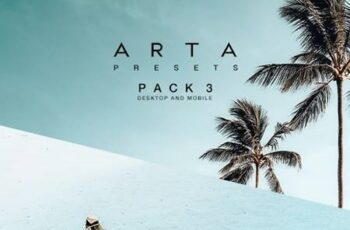 ARTA Preset Pack 3 For Mobile and Desktop Lightroom 26321319 3