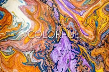 Handmade Liquid Paint - Colorful 4063495 7