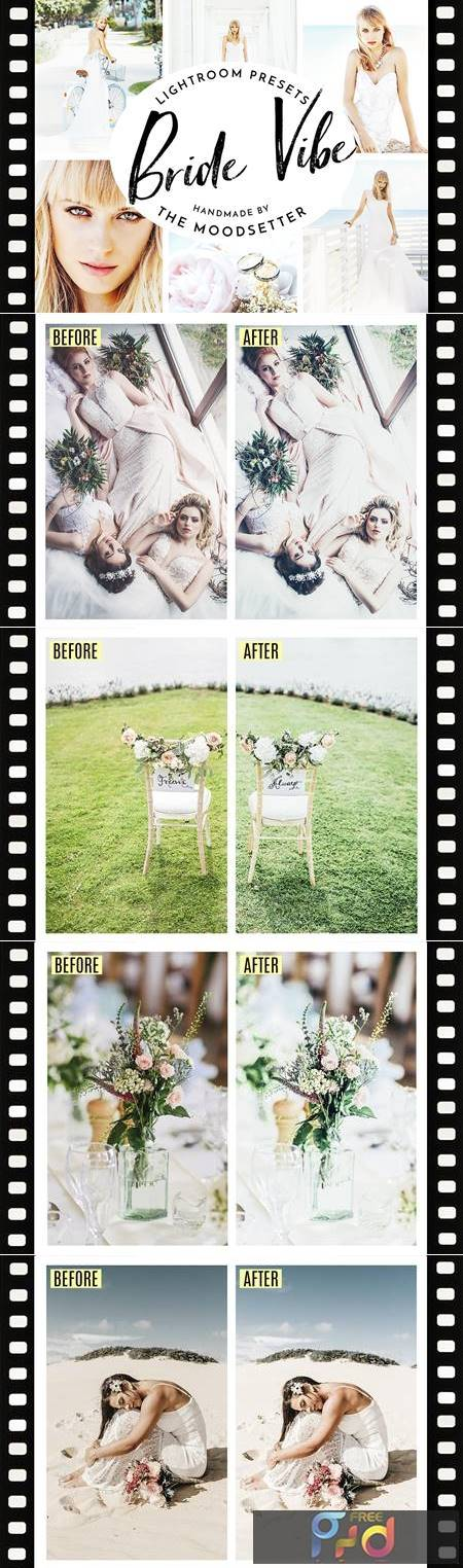 10 desktop + mobile Wedding presets 4893328 1