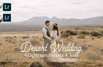 Desert Wedding Lightroom Presets 4894513 14