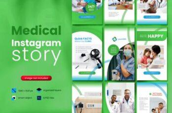 Medical Social Media Story Template 4066142 5
