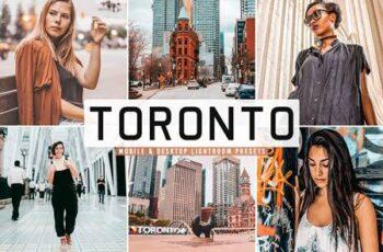 Toronto Mobile & Desktop Lightroom Presets WGRQNYB 7