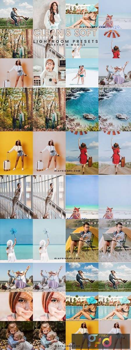 95 Clean & Soft Presets 4980020 1