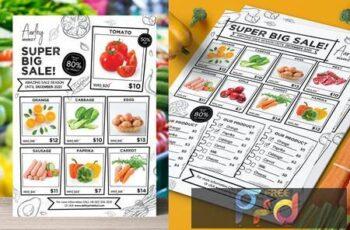 Supermarket Flyer ZMJBJQF 3