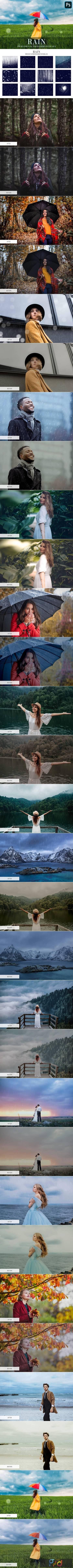 Rain Overlays Photoshop 4940346 1