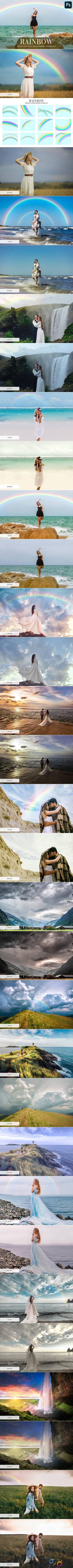 Rainbow Overlays Photoshop 4940455 1
