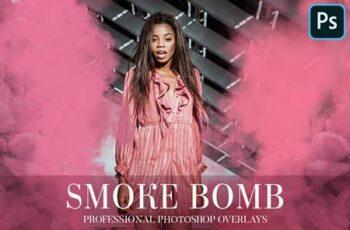 Smoke Bomb Overlays Photoshop 4940685 1