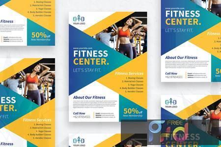 Fitness Flyer vol.02 NAUFS5X 1