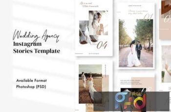 Wedding Agency Instagram Stories Template YADD4MM 12