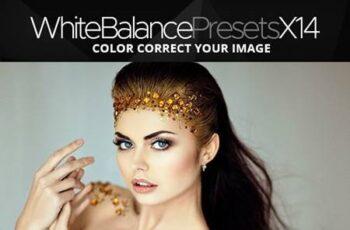 White Balance Presets X14 - Photoshop Action 26145623 7