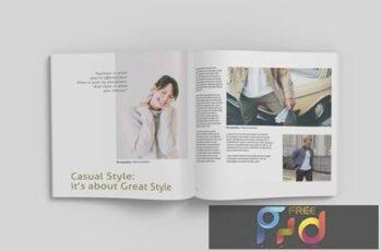 Square Magazine Mockup V1 L9NH95K 4