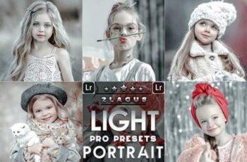 Light Portrait Presets Mobile and Desktop Lightroom 26656653 6