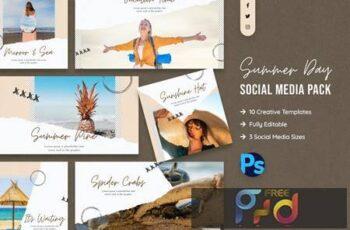 Summer Social Media Template RMTJAM6 5