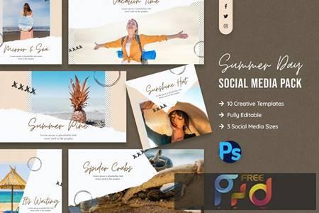 Summer Social Media Template RMTJAM6 1