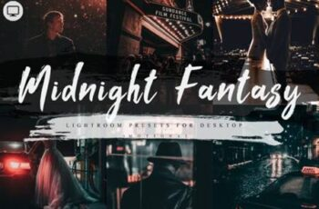 7 Midnight Fantasy Lightroom Presets 4304132 6