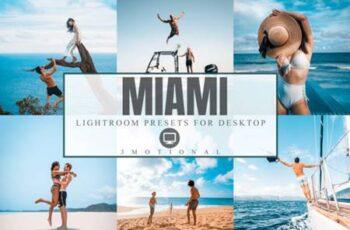 18 Miami Lightroom Presets Bright Summer 4328102 7