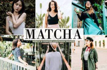 Matcha Pro Lightroom Presets 4327037 2