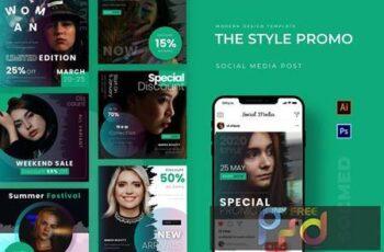 Style Promo Instagram Post FPNHGLF