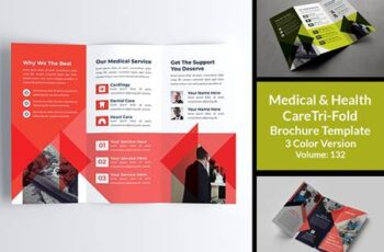 Medical & Health Care Tri Fold 4654227 13