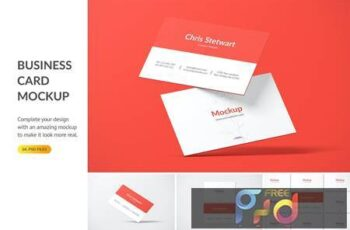 Business Card Mockup DHPNNPL 6