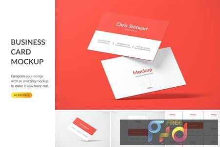 Business Card Mockup DHPNNPL 1