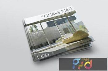 Square Magazine Mock-Up 4JUMPD4 3