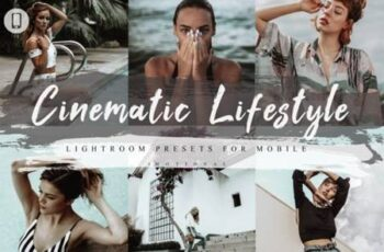 5 Cinematic Lifestyle Mobile Lightroom 4352286 3