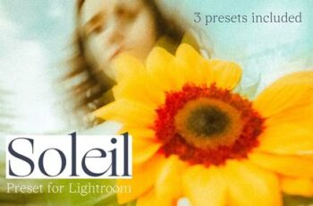 SOLEIL - PRESET FOR LIGHTROOM 5058469 6