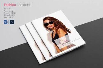 Lookbook Brochure Template 5027337 5
