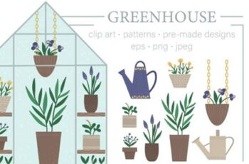 Greenhouse 4327958 4